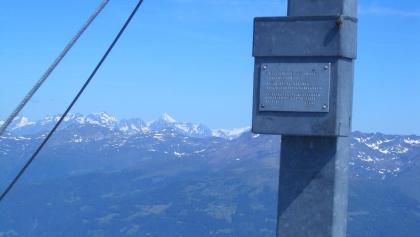 Gipfelblick auf den Großglockner
