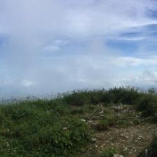 Gipfelpanorama Hochgern