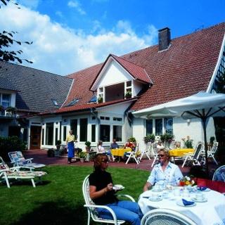Außenansicht  Hotel Landhaus Blankenstein