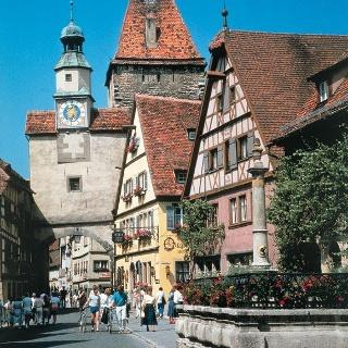 Markusturm und Röderbogen
