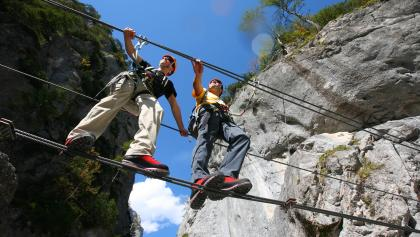 Klettersteig Oostenrijk : Die schönsten klettersteige in ramsau am dachstein