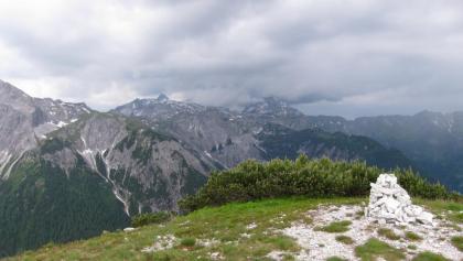 Höhenweg Obertauern - Südwiener Hütte (2.7.2016)