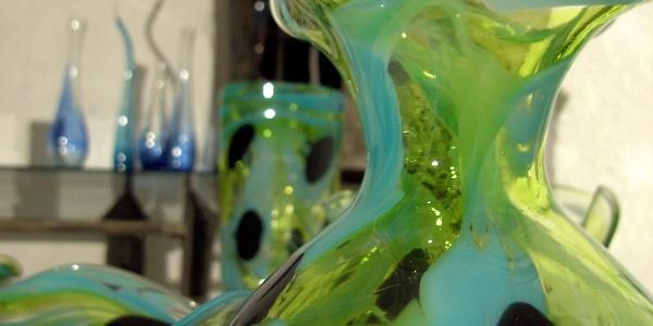 Kunstvolles aus Glas