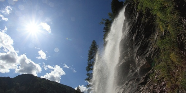 Kreealmwasserfall