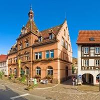 Rathaus in Zell am Hammersbach