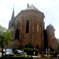 "Kirche ""Notre-Dame"" Wiltz"