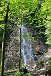 Wasserfall in der Höllschlucht - @ Autor: Julian Knacker - © Quelle: Pfronten Tourismus