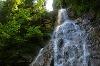 Kleiner Wasserfall in der Höllschlucht, bei Pfronten-Kappel - @ Autor: Julian Knacker - © Quelle: Pfronten Tourismus