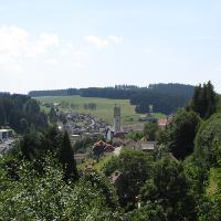 Aussicht vom Bühlhof