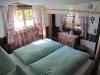 Die Gundhütte bietet 23 Übernachtungsmöglichkeiten - z.B. Mehrbettzimmer oder Peter´s Geißenstadel mit Himmelbett - @ Autor: Julian Knacker - © Quelle: Pfronten Tourismus