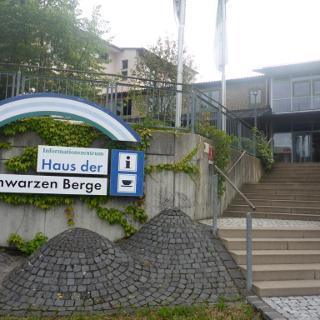 Haus der Schwarzen Berge