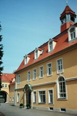 Foto Das Schloss Friedrichsthal.