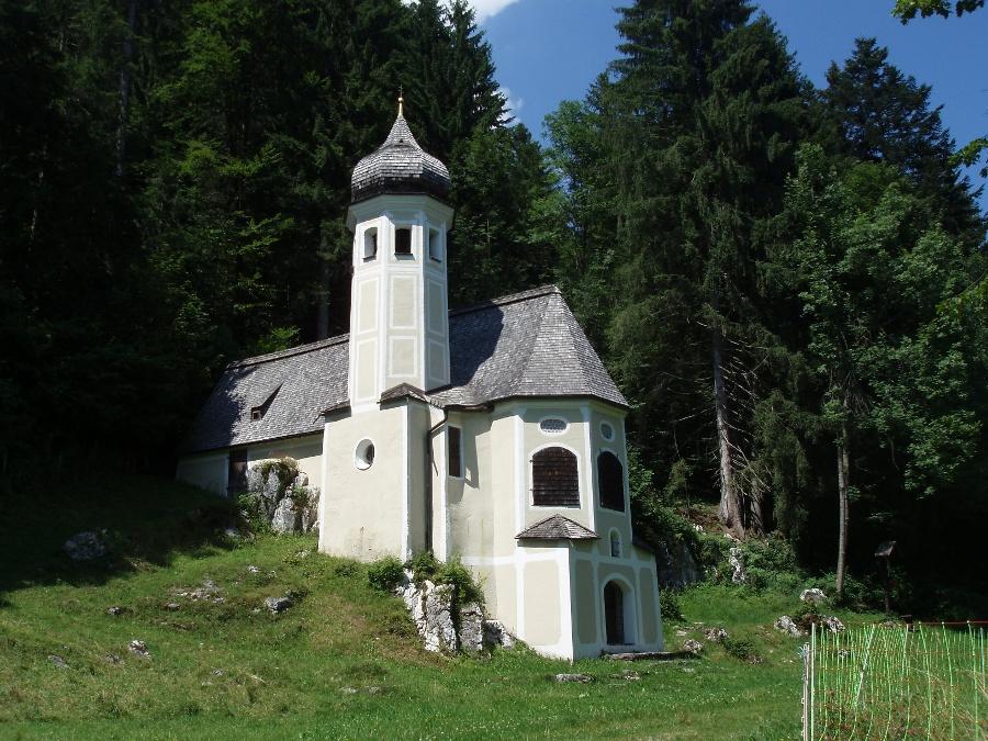 Ölbergkapelle-©Autor: Rainer Pausch, Quelle: Gemeinde Bernau a. Chiemsee