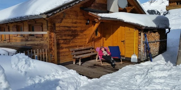 Terrasse OG winter