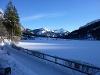 Idyllisch liegt der See  - @ Autor: kUNO  - © Quelle: Tourismusverband Tannheimer Tal