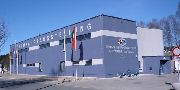 Deutsche Raumfahrtausstellung in Morgenröthe-Rautenkranz