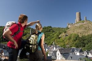 Blick auf Löwenburg (Foto: , Quelle: Rhein-Mosel-Eifel-Touristik)