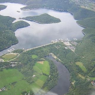Schwammenaueler Staudamm