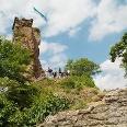 Blick auf die Moschellandsburg