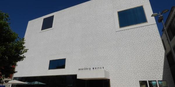 vorarlberg museum, Außenbereich