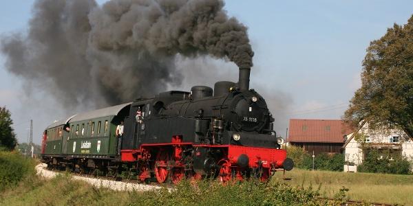 Dampfzug Gerstetten