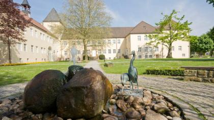 Schloss Haldem im Mühlenkreis
