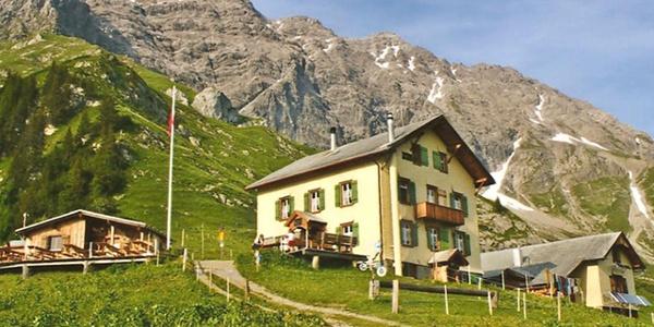 Schesaplana Hütte