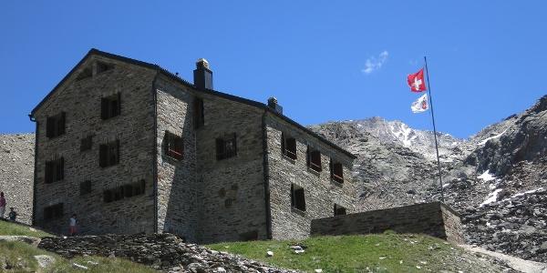 Weissmies Hütte