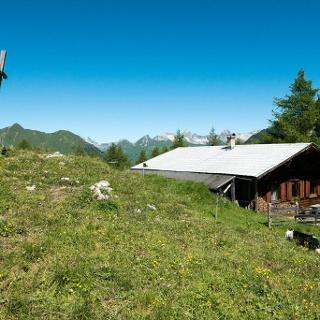 Saxer Alpe