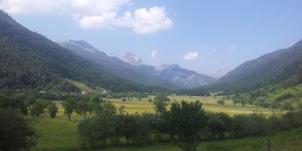 Vermosh Valley
