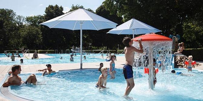Hetero geschichten sommer freibad