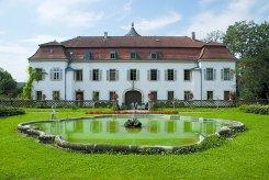 Weißes Schloss, Jagsthausen   - © Quelle: Touristikgemeinschaft Hohenlohe e.V.