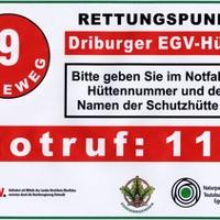Asselner Hütte (Rettungspunkt 14)