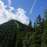 Blick zum Hirschberg