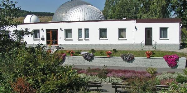 Zeiss-Planetarium mit Volkssternwarte Drebach