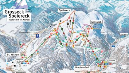 Winterpanorama Grosseck-Speiereck