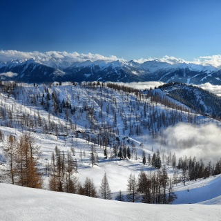 Panoramaaussicht - Ramsau Almenregion
