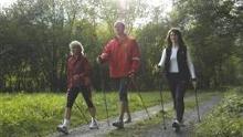 Nordic Walking Trail (Lichte), Route 2