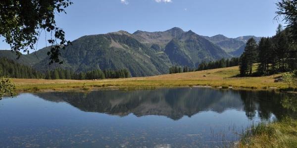 Lago Covel - Cascata cadini.