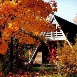 Ansicht Herbst