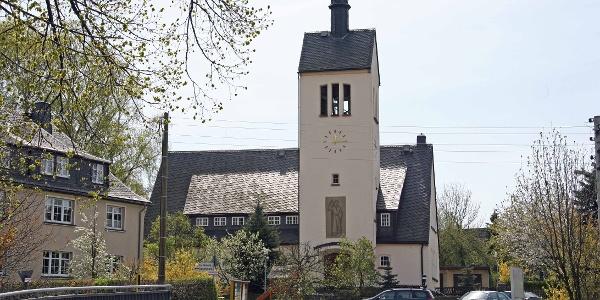 Kirche Falkenau