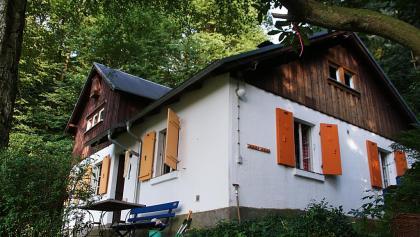 Die Edelweißhütte in Krippen