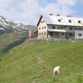 Rastkogel Hütte