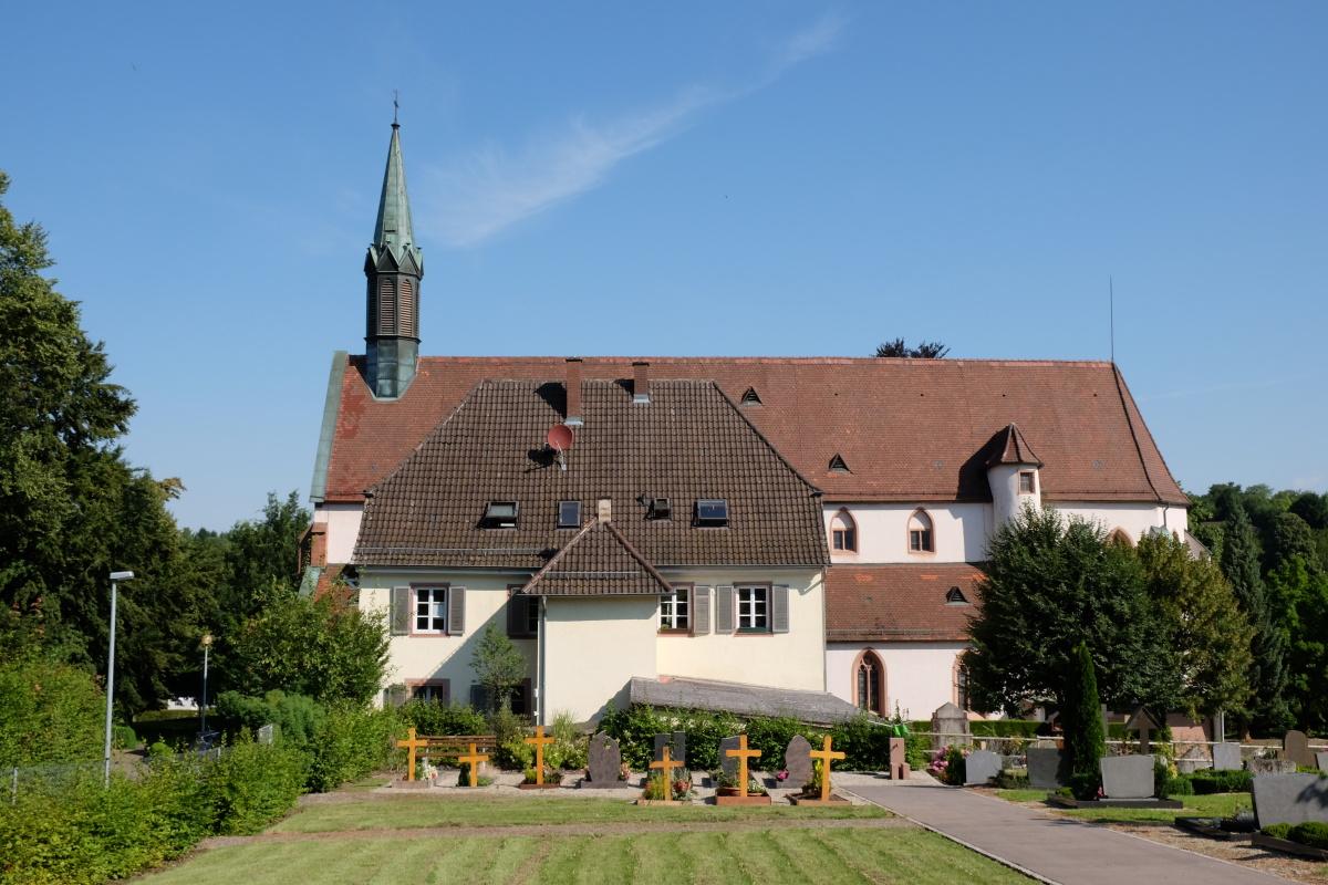 """Pfarrkirche """"Unserer lieben Frau"""" in Weingarten"""