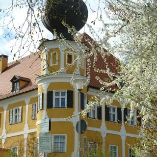 Schloss in Ramspau