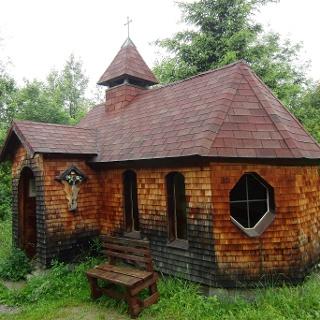 Waldkapelle.