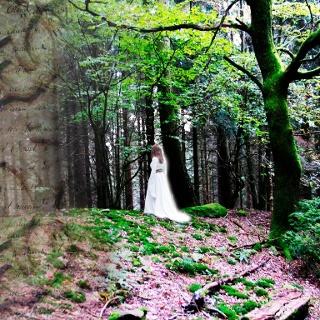 Der Lügder Mythenweg rund um die Herlingsburg