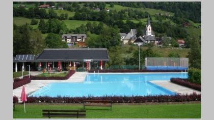 Outdoor Swimming Pool Freibad St. Georgen Am Kreischberg