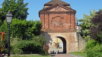 Lauterbourg Porte de Landau