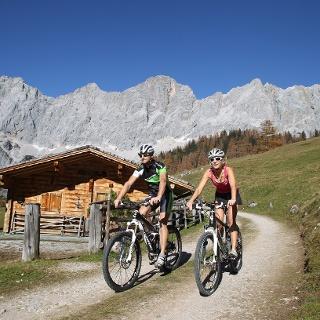 Mountainbike Tour Panoramarunde